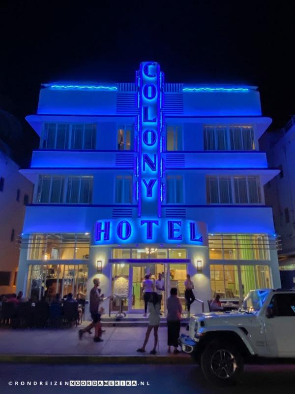Colony Hotel Miami South Beach