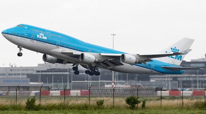 KLM-Boeing-747