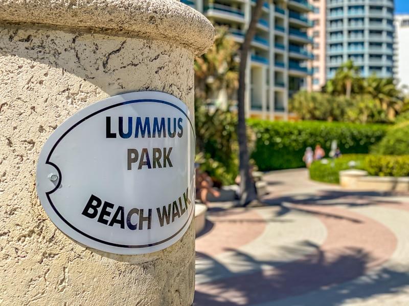 Lummus Pas Beach Walk