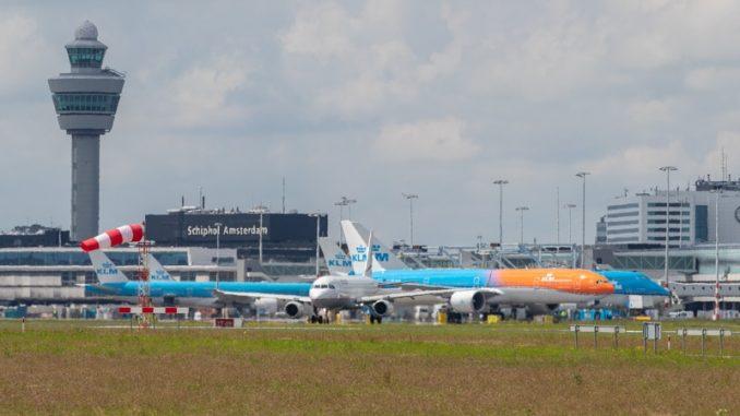 KLM Boeing Amsterdam